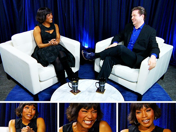 Drama Diva Angela Bassett on Returning to Broadway, Overcoming Her Fears and Climbing The Mountaintop