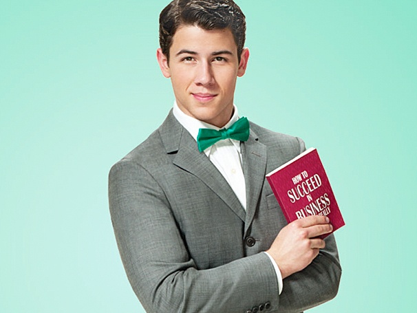 Hear Nick Jonas Sing 'I Believe in You' From New How to Succeed EP