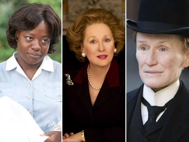 Broadway Vets Viola Davis, Meryl Streep, Glenn Close & More Receive 2012 Oscar Nominations
