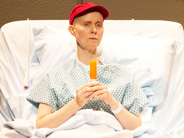 Margaret Edson's  Wit, Starring Cynthia Nixon, Opens on Broadway