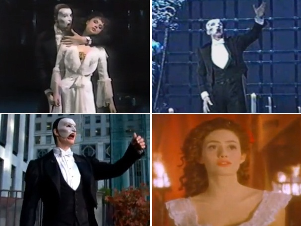 Happy Birthday, Phantom! A Fond Look Back at Michael Crawford and More Memorable Masked Men