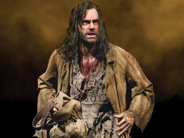 Ramin Karimloo on Trading the Phantom's Mask to Play Jean Valjean in London's Les Miserables