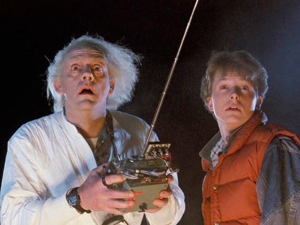 Back To The Future Musical May Zap to Broadway