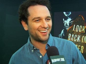 Get the Sizzling Scoop on Off-Broadway's Look Back in Anger, Starring Matthew Rhys