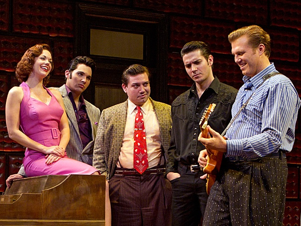 Tour Star Kelly Lamont on Being the Only Female in Million Dollar Quartet and Shaking Her 'Mean' Tambourine