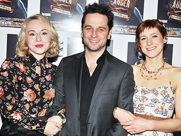 Matthew Rhys and the Cast of Look Back in Anger Celebrate an Electrifying Opening Night