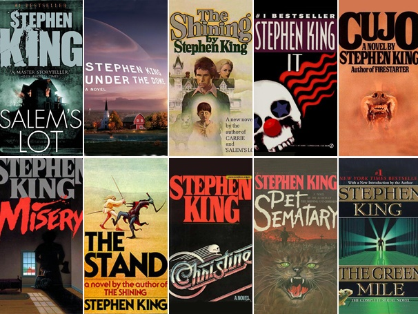 Weekend Poll: After Carrie, Which Stephen King Novel Should be Adapted as a Stage Musical?