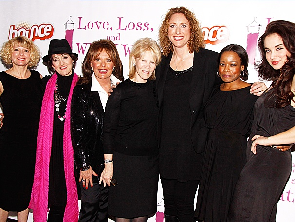 Meet February Fashionistas Dawn Wells, Robin Strasser & More at Off-Broadway's Love, Loss and What I Wore