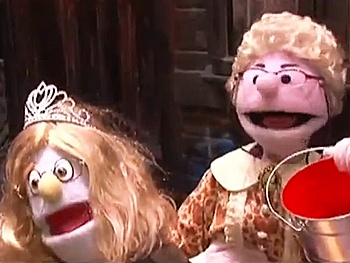 Bring on the Blood! Watch Avenue Q's Campy Salute to Carrie