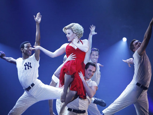 Album Planned for Smashs Fictional Marilyn Monroe Musical Bombshell
