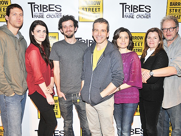 Meet Mare Winningham, Russell Harvard and the Off-Broadway Cast of Tribes