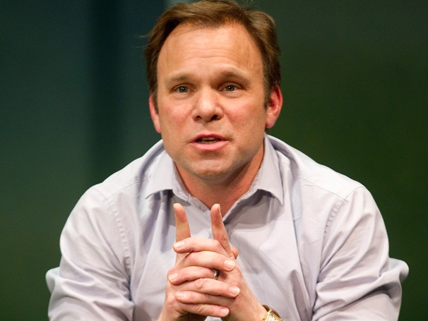 Tony Winner and How I Learned to Drive Star Norbert Leo Butz Is Taking Your Questions! 