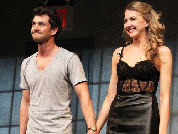 Venus in Fur Celebrates Its Second Broadway Opening, Starring Nina Arianda & Hugh Dancy