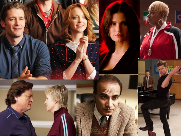 Glee Poll: Which Faculty Member at McKinley High is Your Favorite?