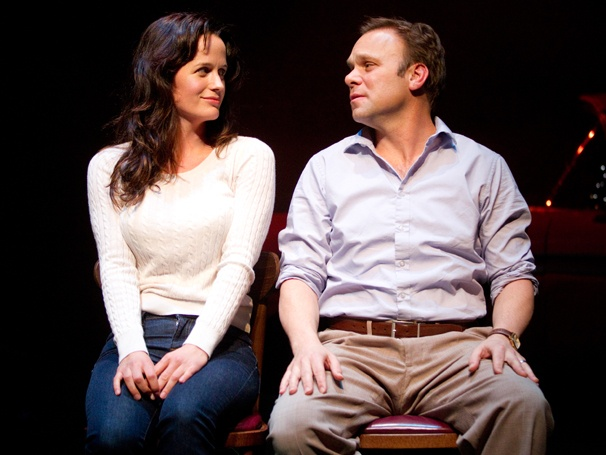 Buckle Up for a First Look at Norbert Leo Butz & Elizabeth Reaser in How I Learned to Drive