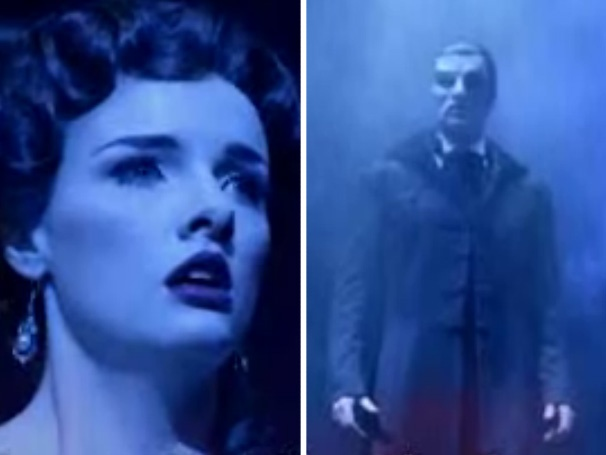 Sneak Peek at Trailer for Theatrical Release of Andrew Lloyd Webber's Love Never Dies