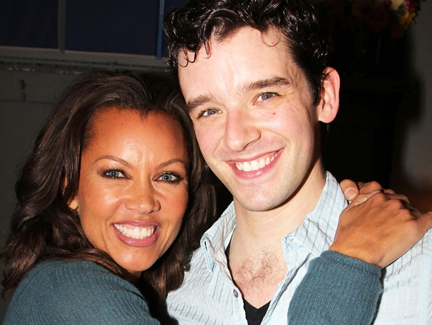 It's a Fashionable Reunion for Ugly Betty's Vanessa Williams and Michael Urie at How to Succeed