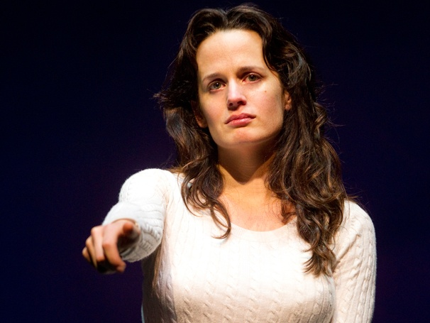 How I Learned to Drive's Elizabeth Reaser on Her Bad Girl Days, Norbert Leo Butz Worship and Thinking Twilight Wasn't a Big Deal