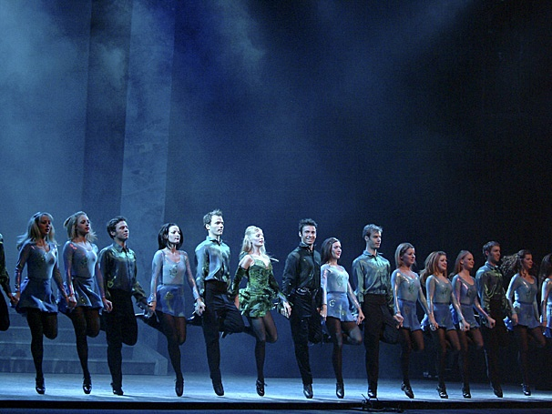 Get In Line! Riverdance Opens in Houston