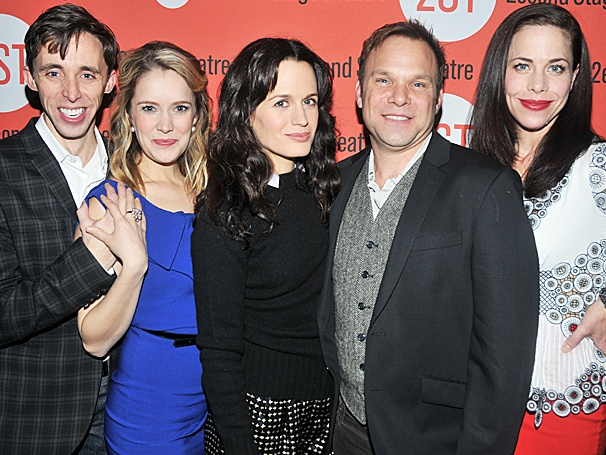 Norbert Leo Butz and Elizabeth Reaser Cruise to a Successful Off-Broadway Opening in How I Learned to Drive