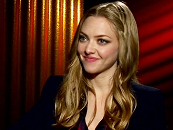 Amanda Seyfried Talks Readying to Play Cosette in the Film Adaptation of Her 'All-Time Favorite Musical' Les Miserables