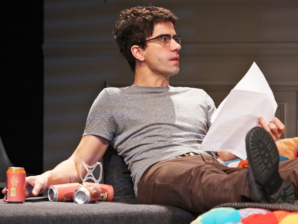 Seminar's Hamish Linklater Opens Up About His Life in the Theater and How Actors Are Like Alcoholics