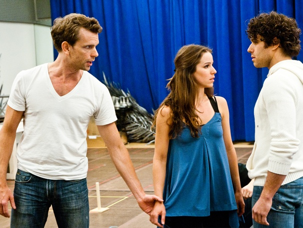 Photo Exclusive! Rejoice and Be Glad in Rehearsal With Jesus Christ Superstar