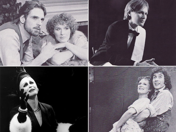 Countdown to the Oscars! Top Five Stage Roles of Best Actress Nominee Glenn Close