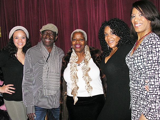 Tony Winners Lillias White and Hinton Battle Join in the Fun at Sistas