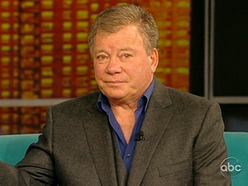 William Shatner Talks Turn-Ons, Turning 81 and Shatners World on The View
