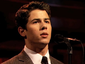 How to Succeed Star Nick Jonas Kicks Off Broadway Week on Late Night With Jimmy Fallon