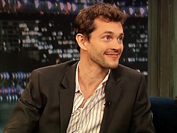 Venus in Fur Star Hugh Dancy Talks Bad Auditions on Late Night with Jimmy Fallon