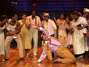 See David Alan Grier and the Cast of Porgy and Bess Head to Late Night with Jimmy Fallon