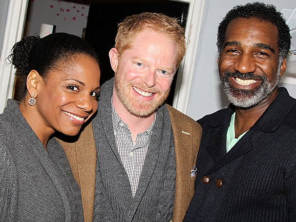 Modern Family Star Jesse Tyler Ferguson Visits Porgy and Bess