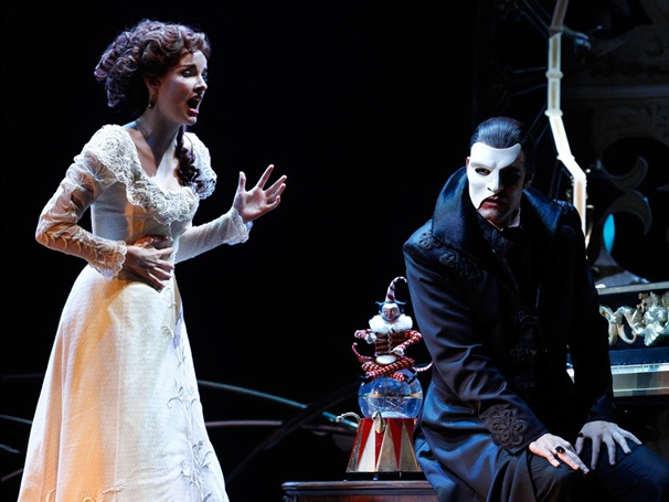 The Phantom of the Opera and Love Never Dies Receive Encore Movie Screenings in May