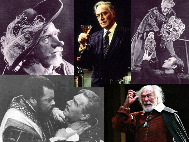 Oscar Countdown! Top Five Stage Roles of Best Supporting Actor Nominee Christopher Plummer
