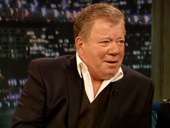  William Shatner Casts Jimmy Fallon in Shatners World on Late Night  