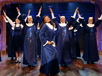 Praise Broadway Week! Sister Act Stops By Late Night with Jimmy Fallon