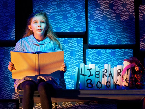 London Musical Hit Matilda Plans 2013 NYC Premiere