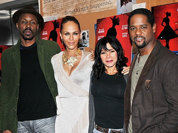 Stella! Daphne Rubin-Vega, Blair Underwood and the Cast of A Streetcar Named Desire Meet the Press