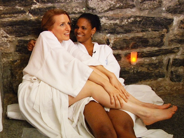 Broadway Buzz: Porgy and Bess Star Audra McDonald Spends a Day at the Spa on Side by Side by Susan Blackwell