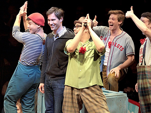Broadway-Bound Eric McCormack Blesses the Lord Onstage at Godspell