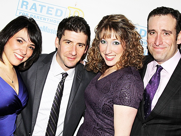 Celebrate the Birth of Rated P for Parenthood on Opening Night