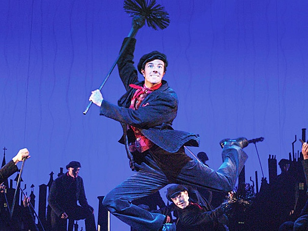 Mary Poppins Star Gavin Lee Remembers Robert Sherman