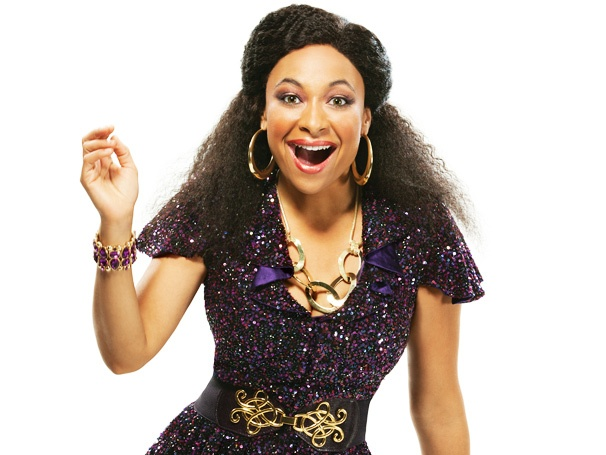 It's Official! Raven-Symoné to Star in Sister Act on Broadway