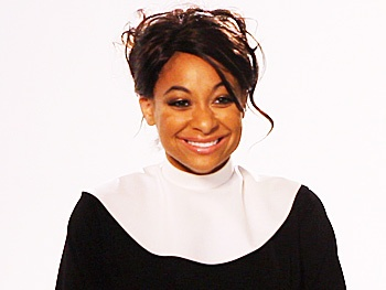 See Raven-Symoné Strut Her Sister Act Stuff in a Broadway Photo Shoot!
