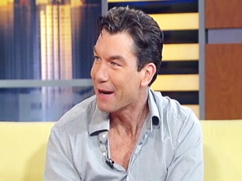 Watch Seminar's Jerry O'Connell Dish on the Wrath of Alan Rickman on Good Day New York