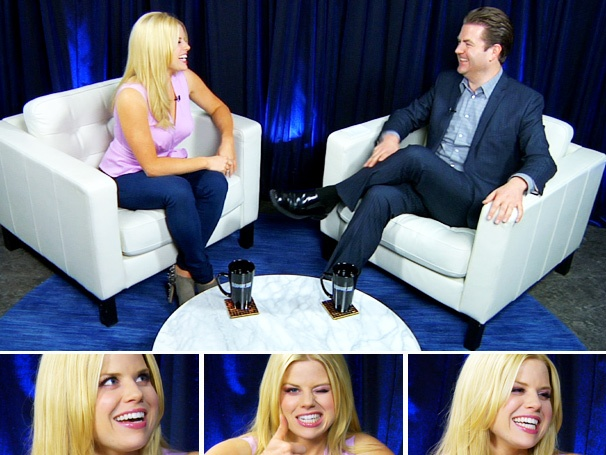 Smash Star Megan Hilty on Celeb Guest Stars, Famous Blondes and 'Terrifying' Nude Scenes