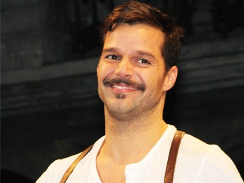 Evita's Ricky Martin on His 'Spiritual' Journey Back to Broadway
