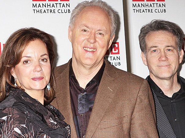 The Columnist's John Lithgow, Boyd Gaines, Margaret Colin & More Meet the Press